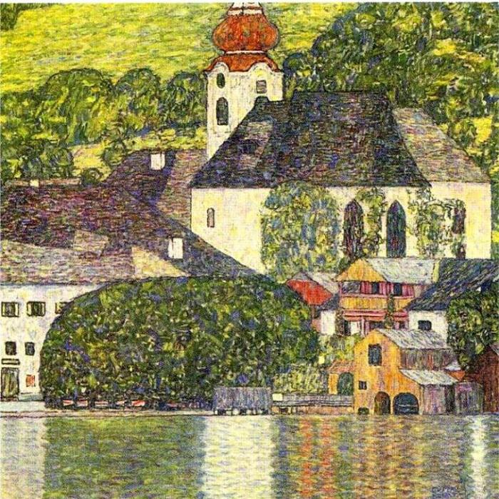Автор: Gustav Klimt.