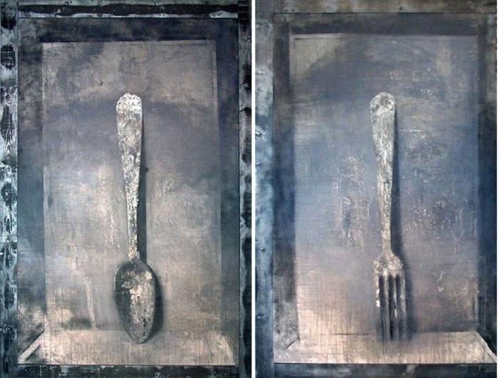 Инсталляции от Юрия Купера.