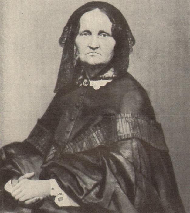 Парасковья Петровна Вилинськая - мать писательницы