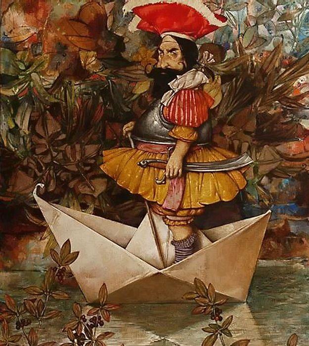 Живопись Тарона Мурадяна.