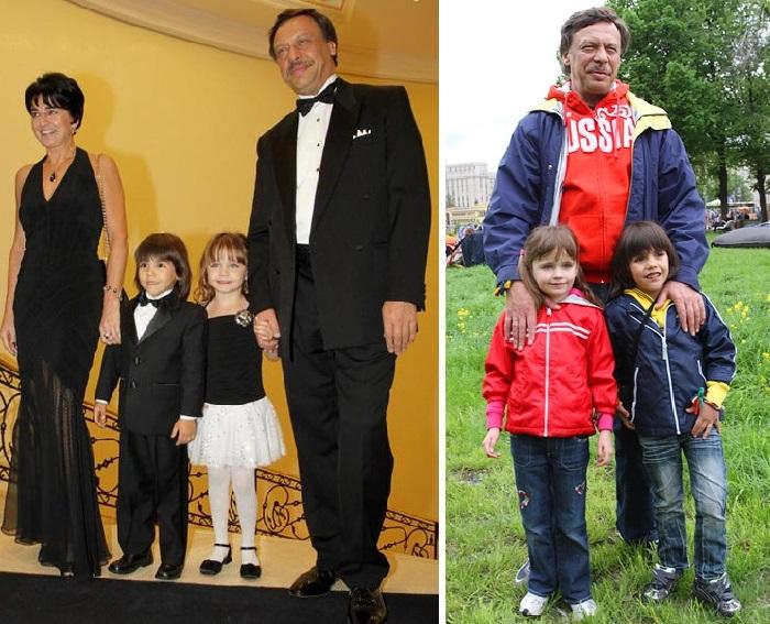 Михаил и Ольга с приемными детьми.| Фото: urist-home.do.am.