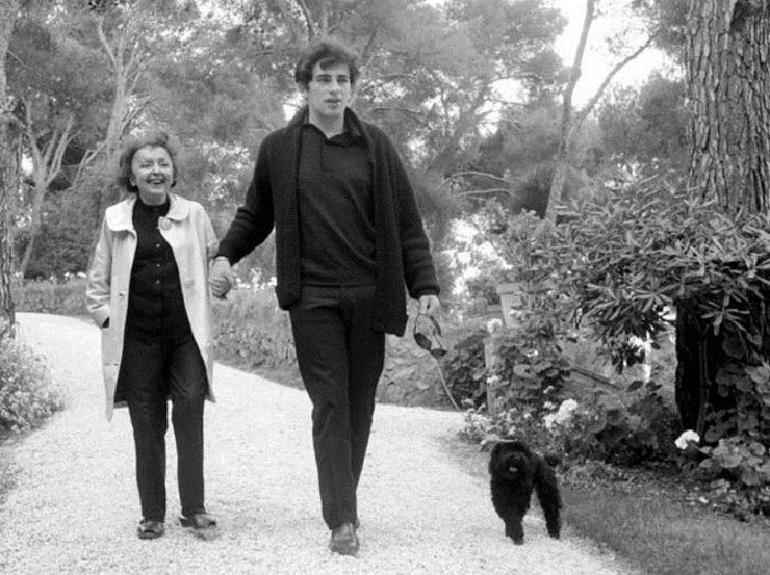 Тео Сарапо и Эдит. / Фото: Getty Images.