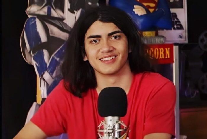 Принс Майкл Джексон II - он же Бланкет, он же Бигги в 18-ти летнем возрасте.