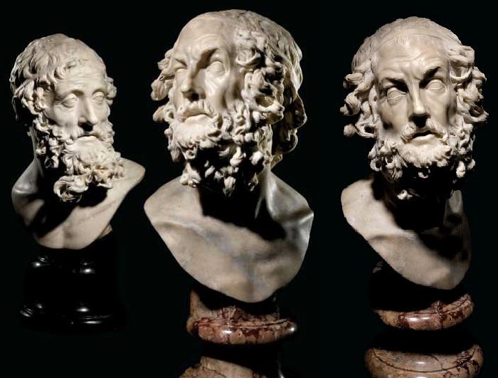 Скульптуры эпохи барокко Джулиано Финелли.
