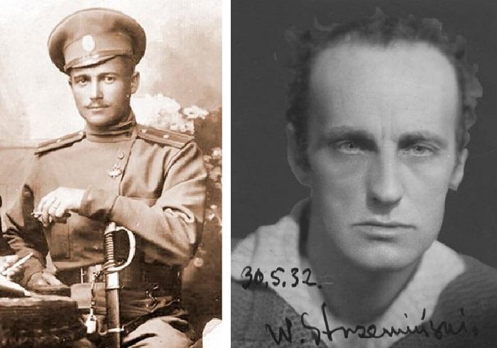 Владислав Стржеминский - подпоручик российской армии.
