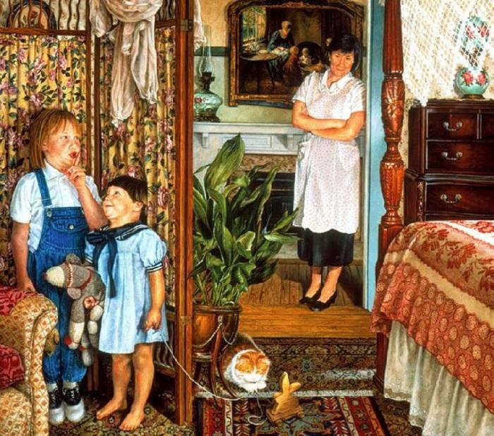 Прятки. Истории от Сьюзан Брабо.