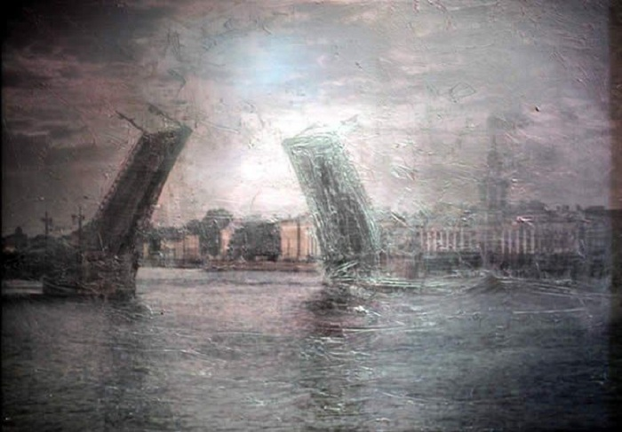 Живопись от Юрия Купера.