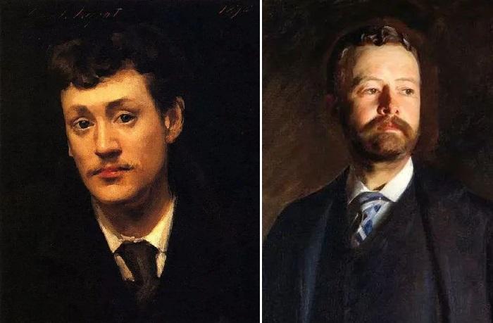 Мужские образы Джона Сингера Сарджента.