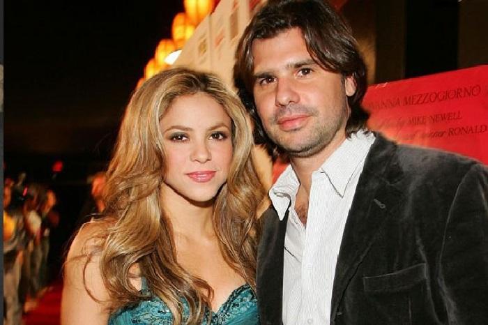 Шакира и Фернандо де ла Руа Антонио.