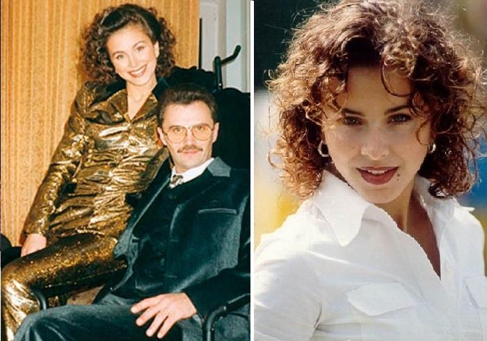 Юрий Файлёса и Каролина.