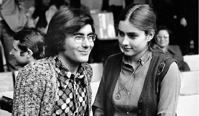 Аль Бано и Ромина Пауэр.