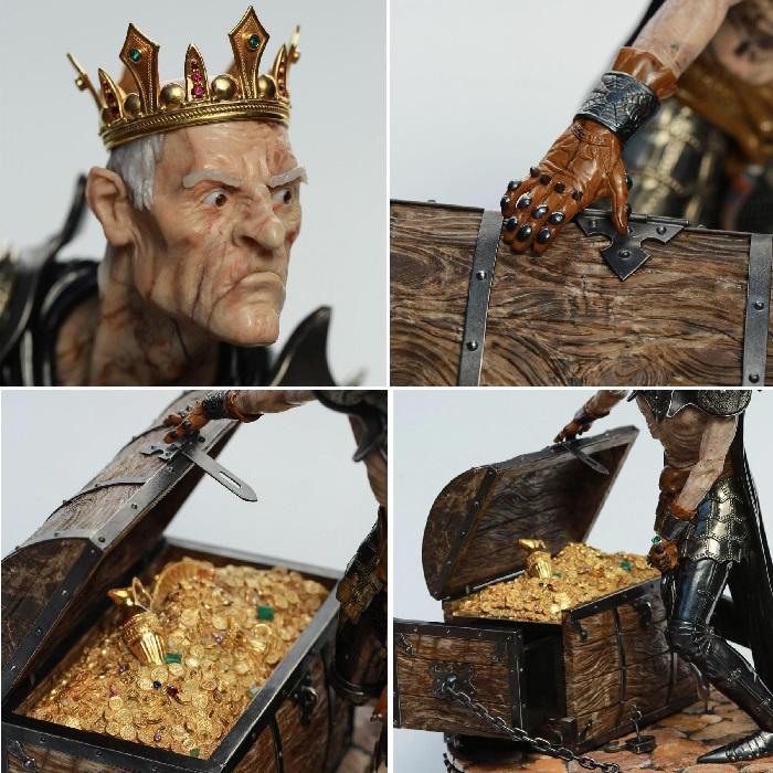 «Царь Кощей Бессмертный». Фрагменты.