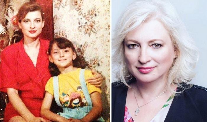 Светлана Дубинская с дочерью Ингой Лепсверидзе. / Светлана Дубинская