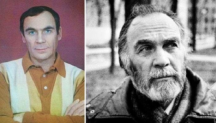 Владимир Петрович Заманский - советский и российский актёр театра и кино.