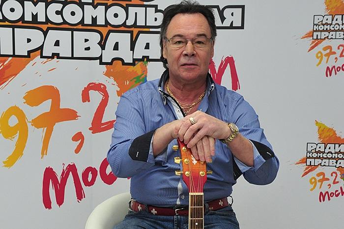 Михаил Муромов в преддверии 70-летнего юбилея.