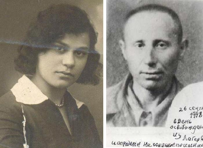 Раиса Цыпина. / Залман Шифрин.