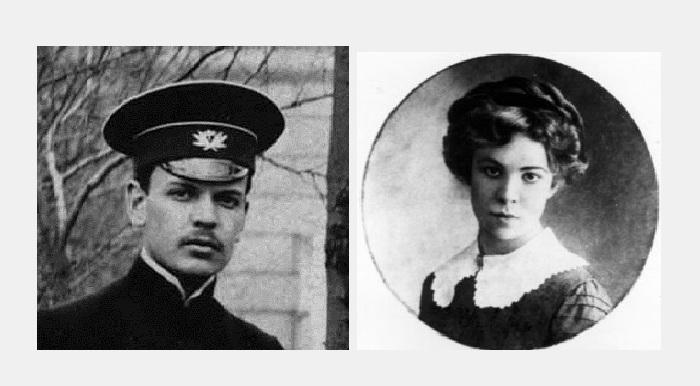 Константин Паустовский. / Екатерина Загорская.