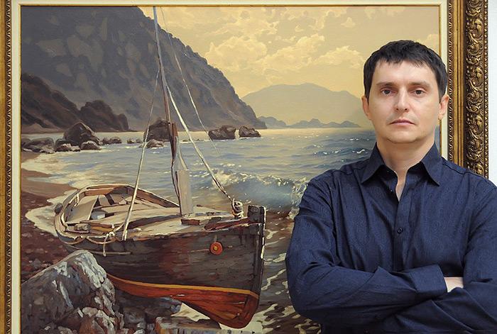 Алексей Адамов – художник пейзажист