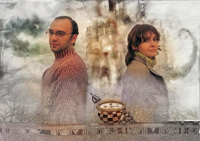 Светлана и Сабир Гаджиевы - творческий тандем питерских художников.