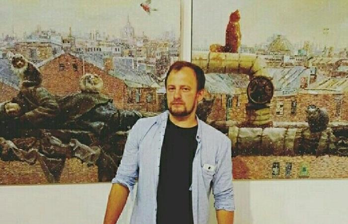 Андрей Шатилов - основатель реалистического сюрсимволизма.