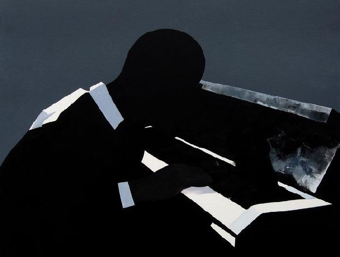 Pianist. (Пианист). Автор: Jarek Puczel.