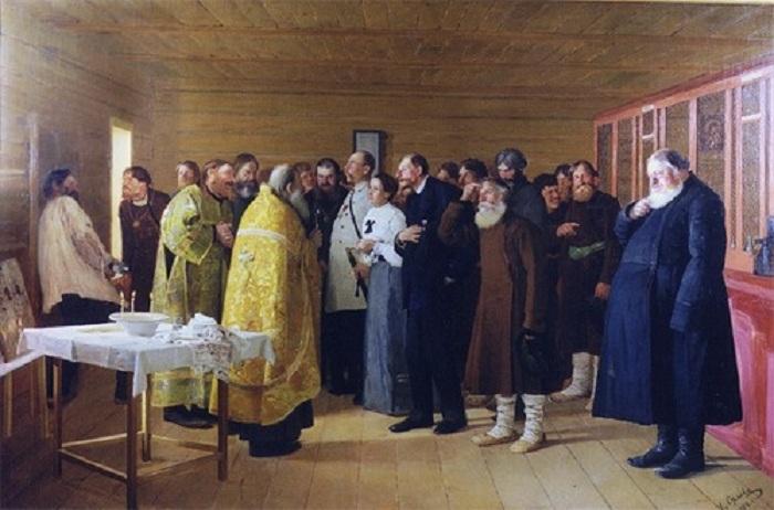 15 картин русских классиков, которые никогда не печатали в школьных учебниках