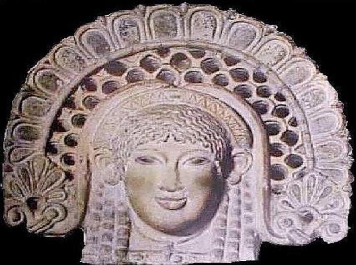 Рельеф. X-XII век.