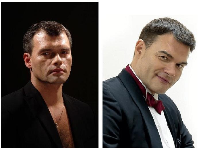 Евгений Дятлов - актер драмы и кино.