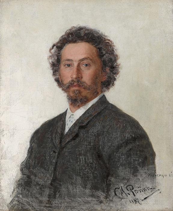 Илья Ефимович Репин - русский живописец.