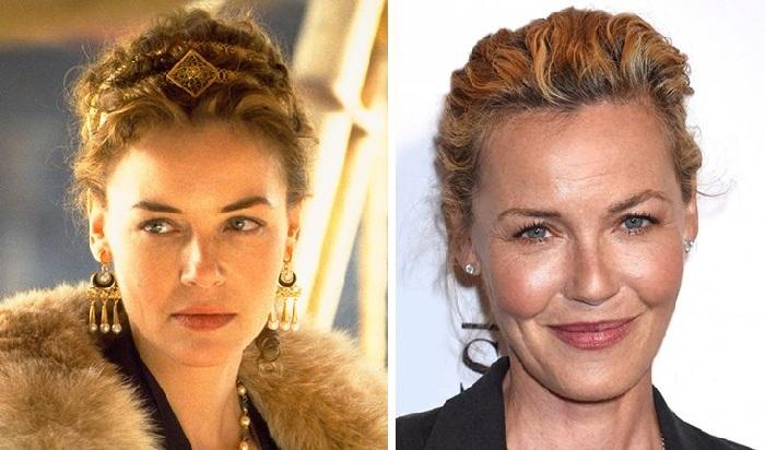 Конни Нильсон - датская актриса.