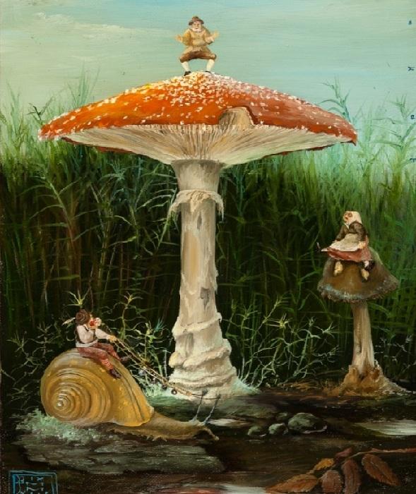 Иллюстрации от Валерия Багаева.<br>