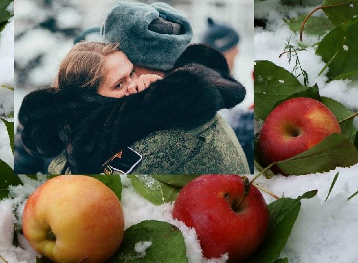 Придуманная легенда, как визитная карточка шлягера 80-х «Яблоки наснегу».