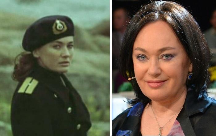 Лариса Гузеева в роли Виктории Мезенцевой, специалиста-метеоролога.