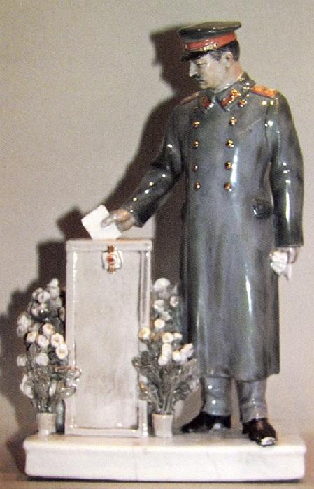 Дулевские фарфоровые статуэтки.