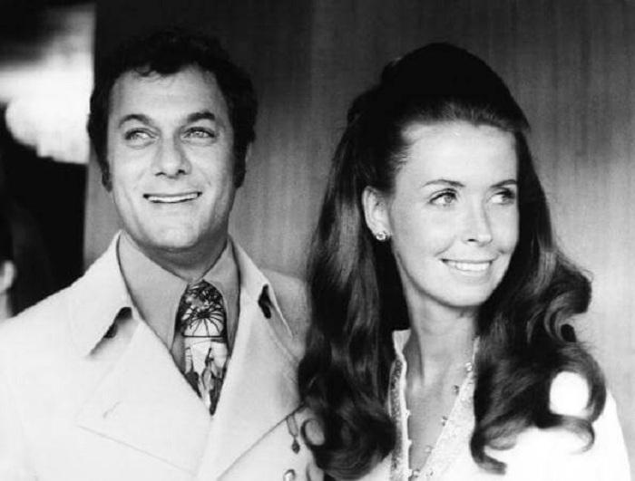Тони Кёртис и Лесли Ален.
