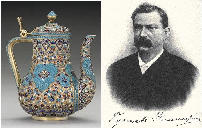 Клингерт Густав Густавович (1836-1921).