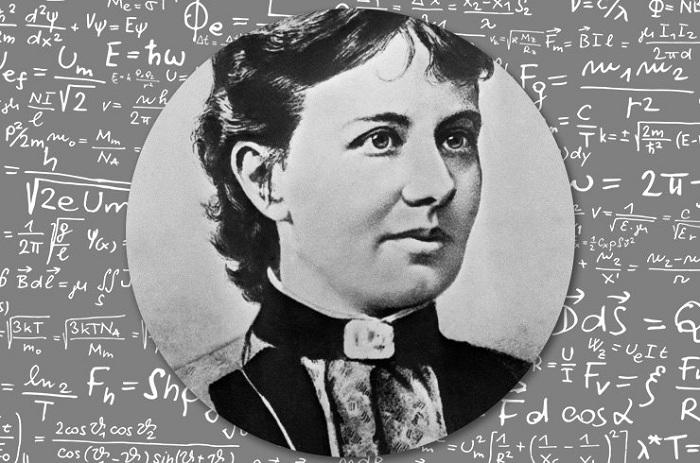 Софья Ковалевская -  первая женщина профессор математики.