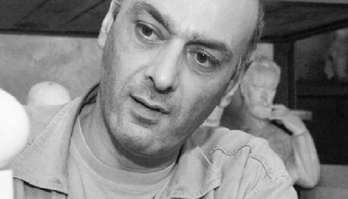 Арен Арутюнян. (Буманц).