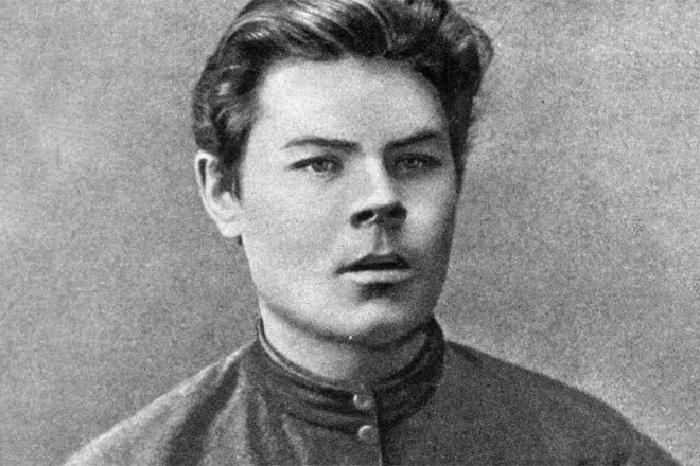 Алексей Пешков.
