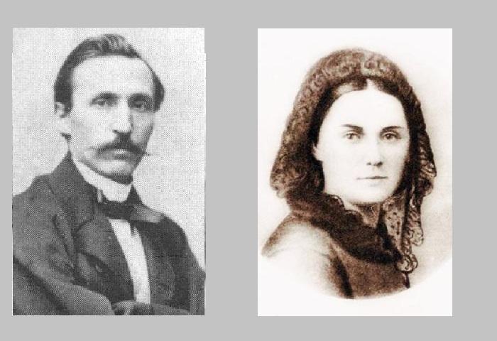 Кулиш Пантелеймон Александрович. / Мария Маркович.(Марко Вовчок).
