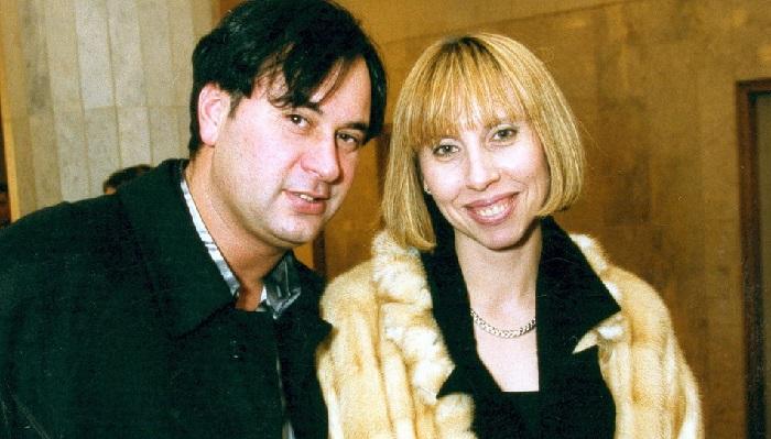 Валерий с Ириной.