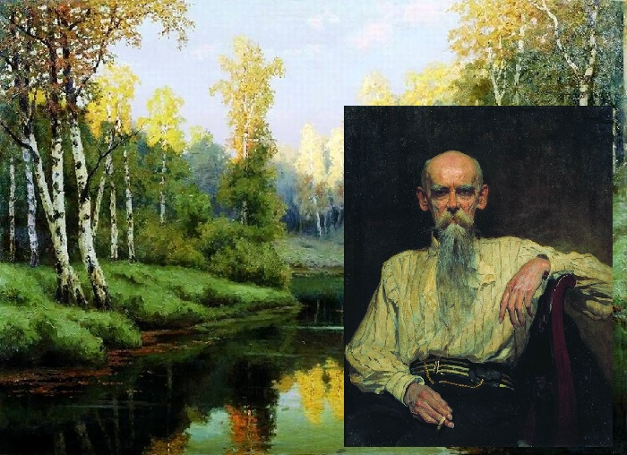Волков, Ефим Ефимович - художник-передвижник.