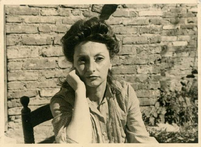 Испанская сюрреалистка Ремедиос Варо.