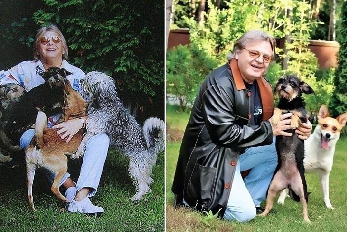 Юрий Антонов: «Меня мало интересует порода собаки – меня интересует ее судьба!»  | Фото: zoohumanism.com, pikabu.ru.