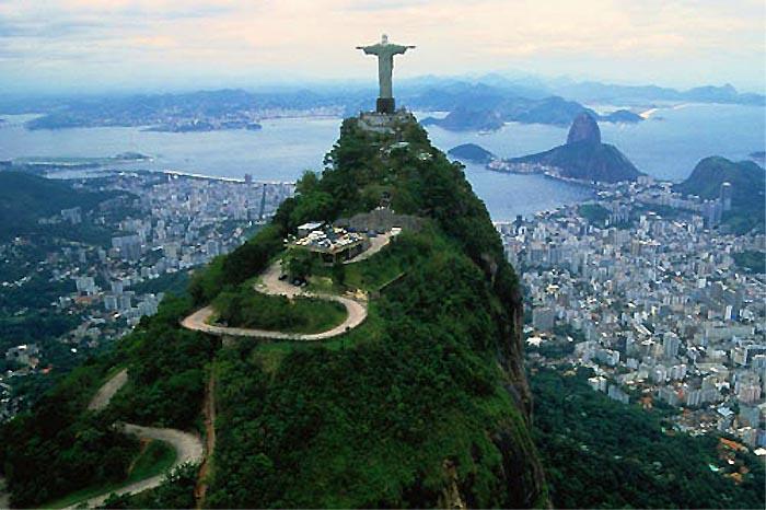Христос-Искупитель. Рио Де Жанейро.