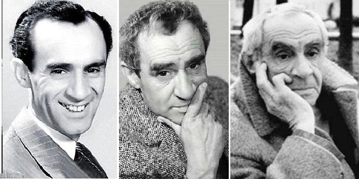 Зиновий Гердт (1916 — 1996) — советский и российский актёр театра и кино.