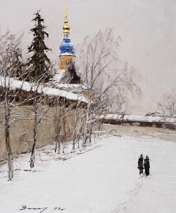 Импрессионизм от Андрея Захарова.