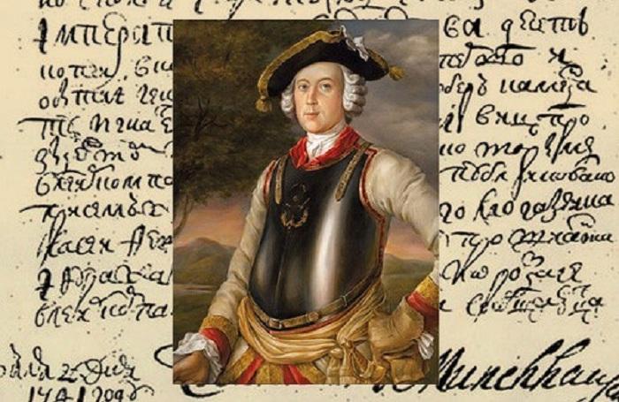 Карл фон Мюнхгаузен, ставший литературным героем.
