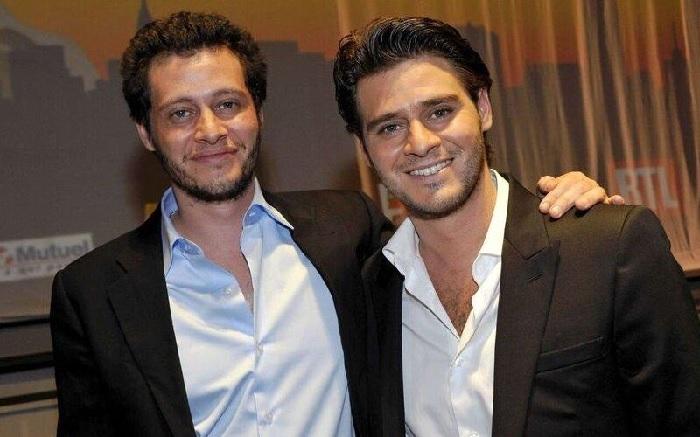 Сыновья Джо Дассена -  Джонатан и Жюльен.