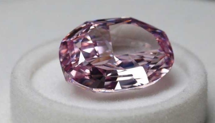 Изумительная огранка бриллианта «Призрак Розы».